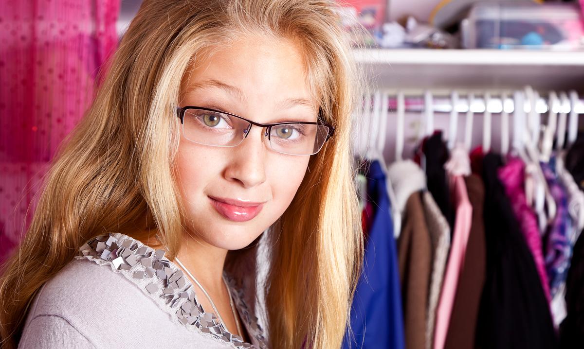 Ending wardrobe battles with kids