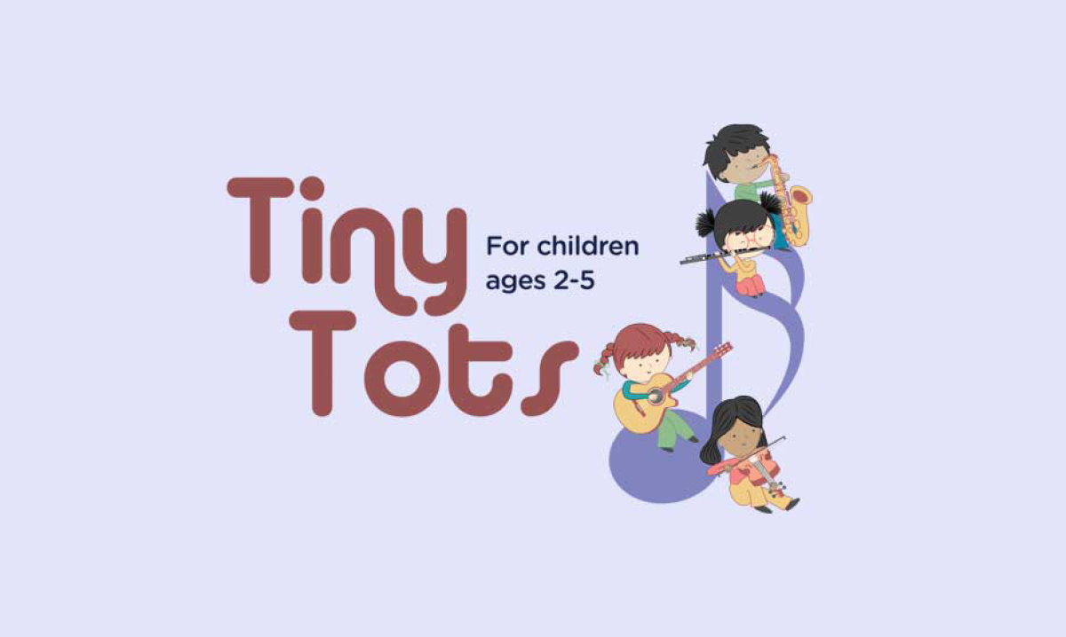 Win Tickets to the Tiny Tot Series by the DSO