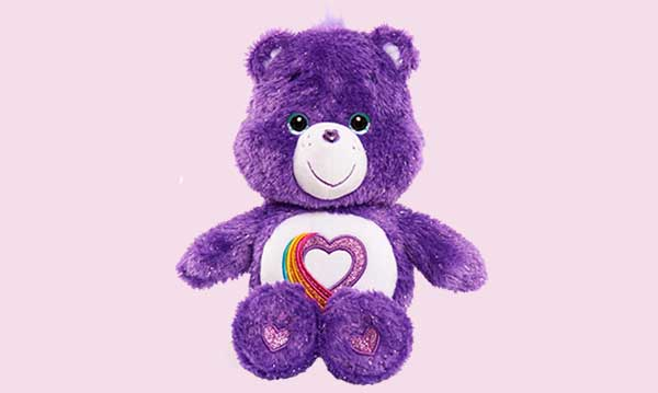 Win a Limited Edition 35th Anniversary Care Bear