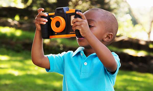 Win a Pixlplay Smartphone Enabled Kids Camera
