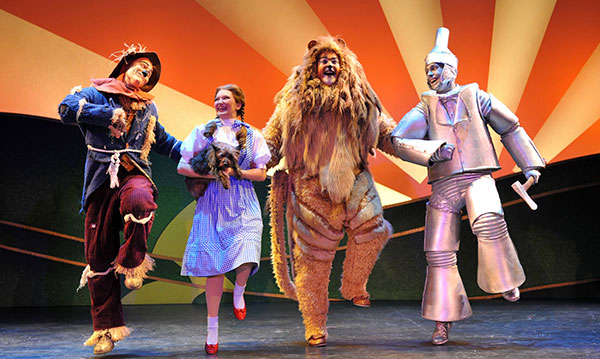 Win Tickets to the Wizard of Oz at the Fox Theatre