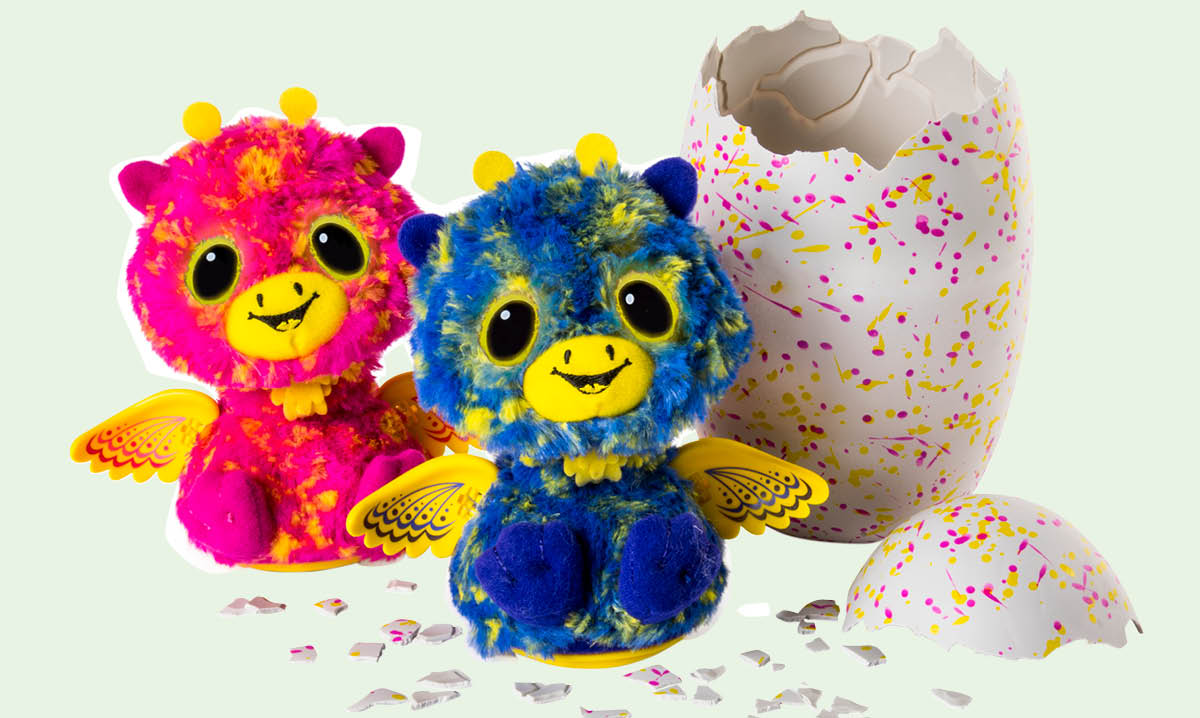 Win a Hatchimals Surprise by Spin Master