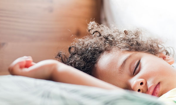 Healthy sleep habits during the holidays