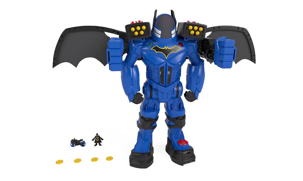 Win an Imaginext DC Super Friends Batbot Xtreme