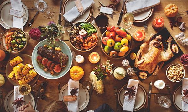Restaurants serving Thanksgiving dinner in Grand Rapids