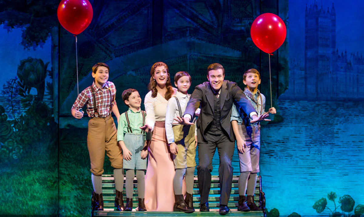 Win Tickets to 'Finding Neverland' at the Fisher Theatre