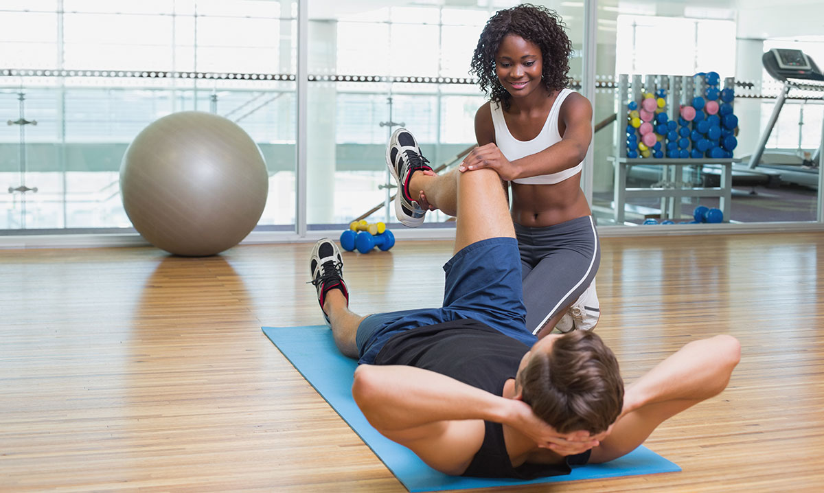 personal trainers in grand rapids