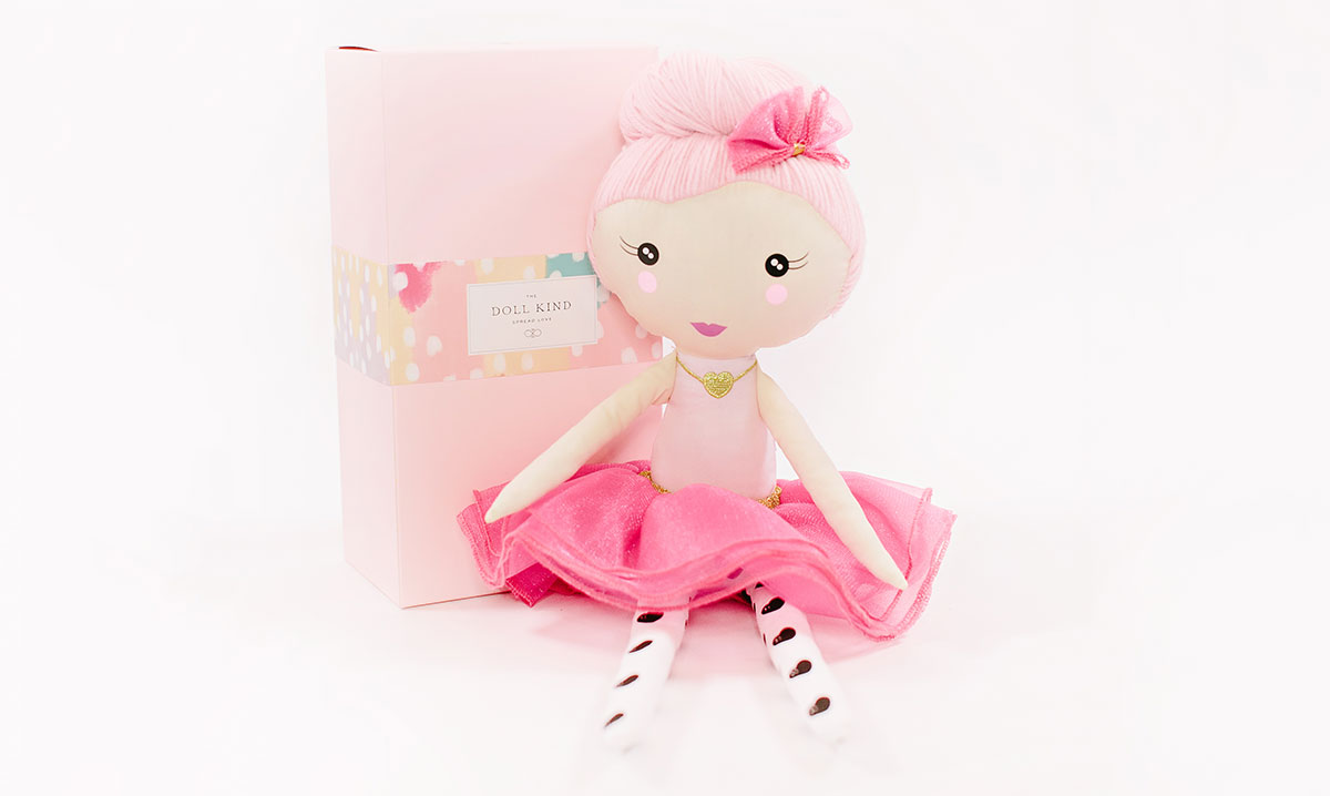 Win the Doll Kind Grace Doll