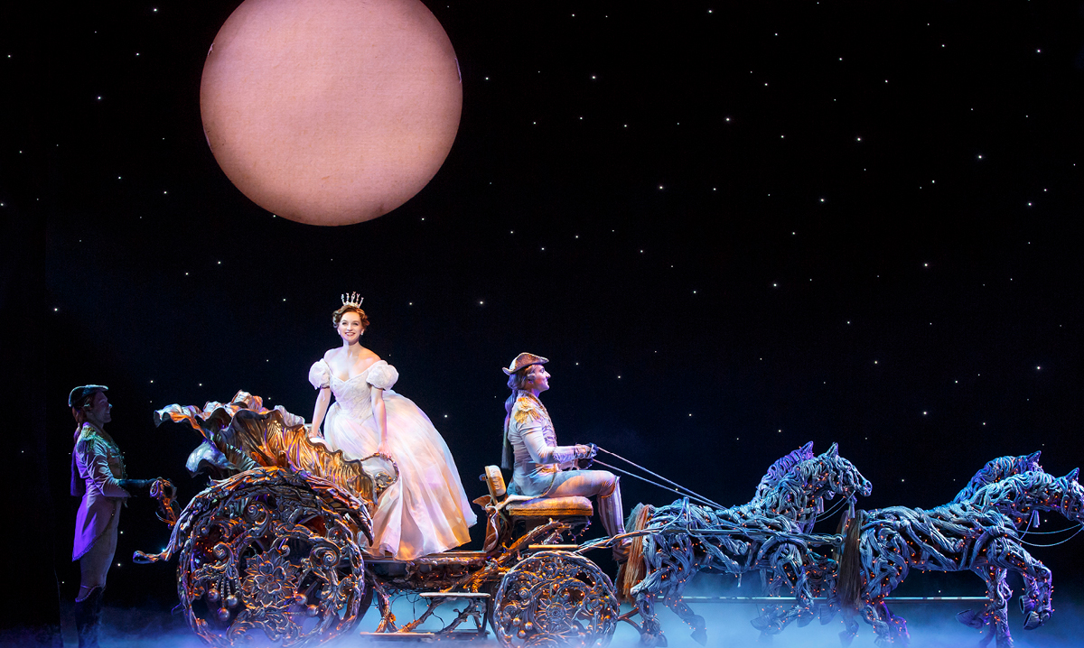 Win Tickets to Cinderella at the Fox Theatre in Detroit
