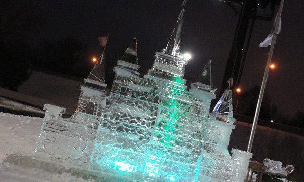 Utica Ice Festival