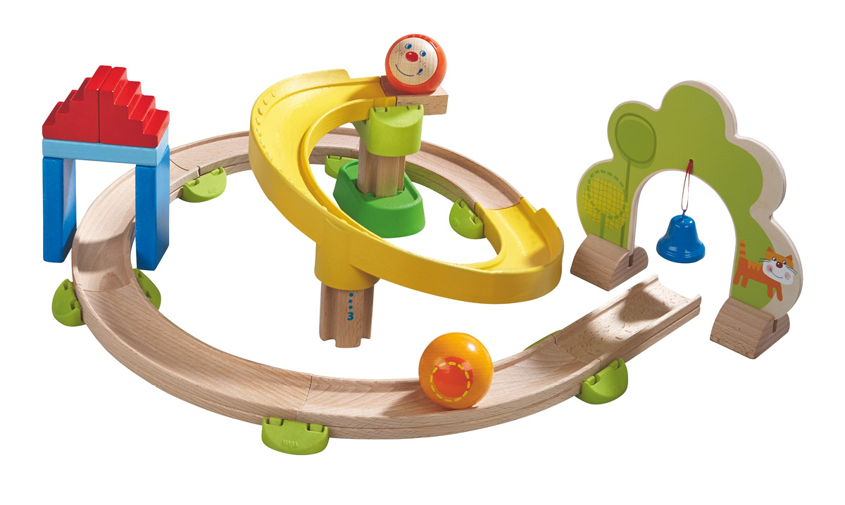 Win a HABA Kullerbu Spiral Track Set Toy for Kids