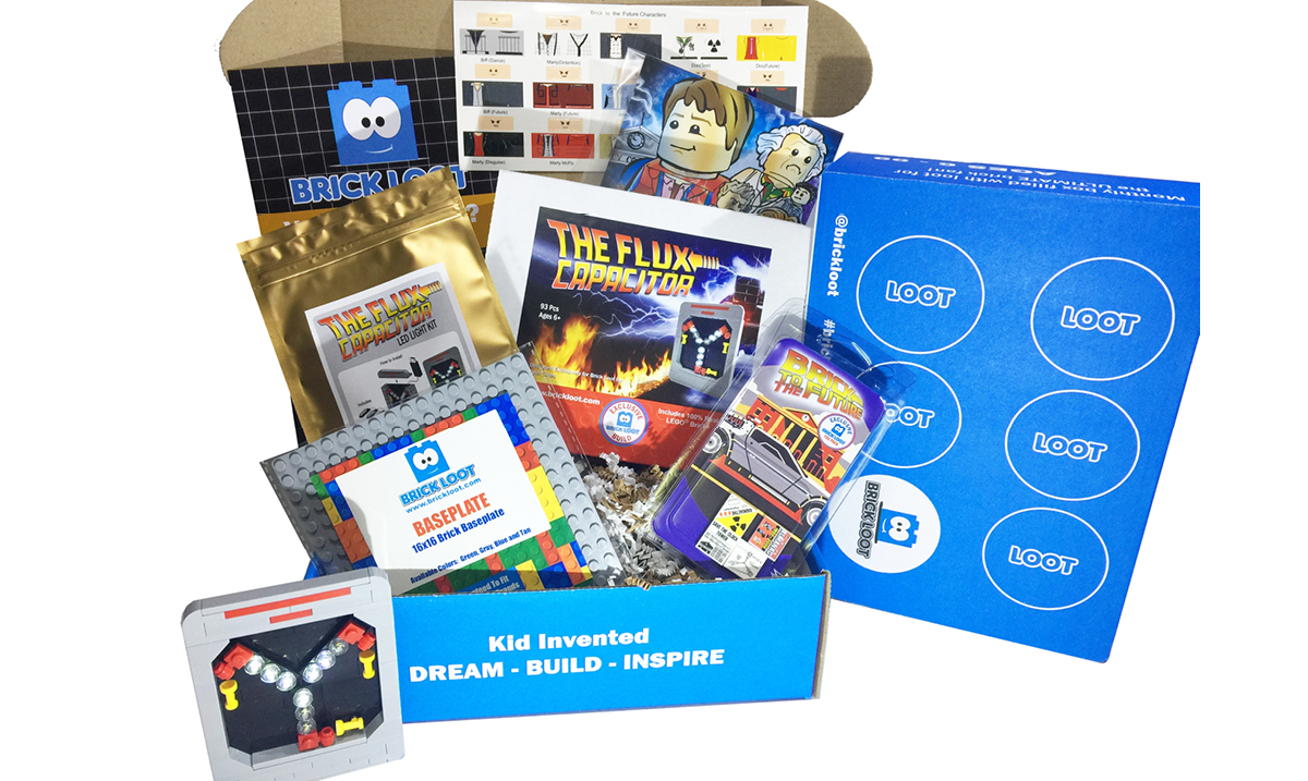 Win a Brick Loot Subscription Kit