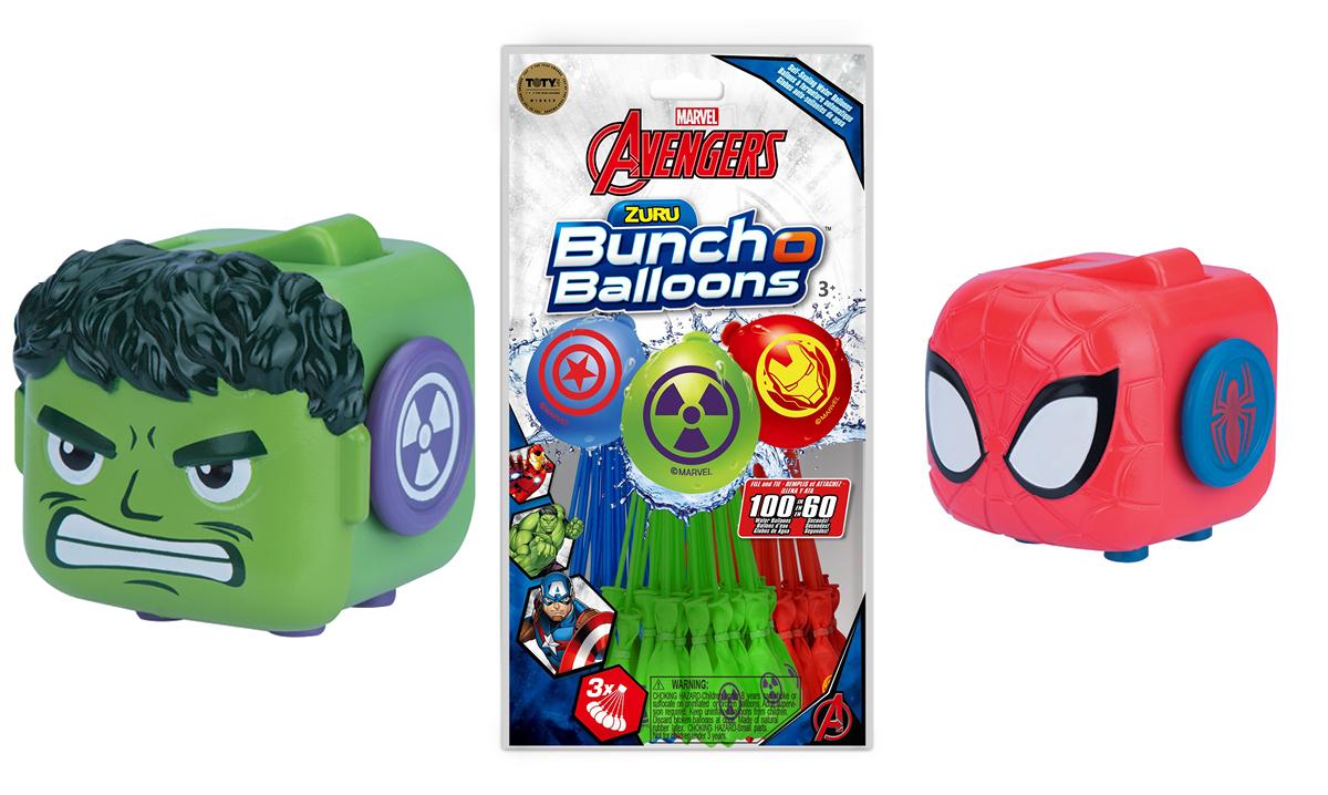 Win a Zuru Marvel Comic Hero Toys Prize Pack