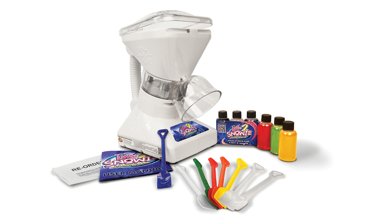 Win a Little Snowie 2 Shaved Ice Maker