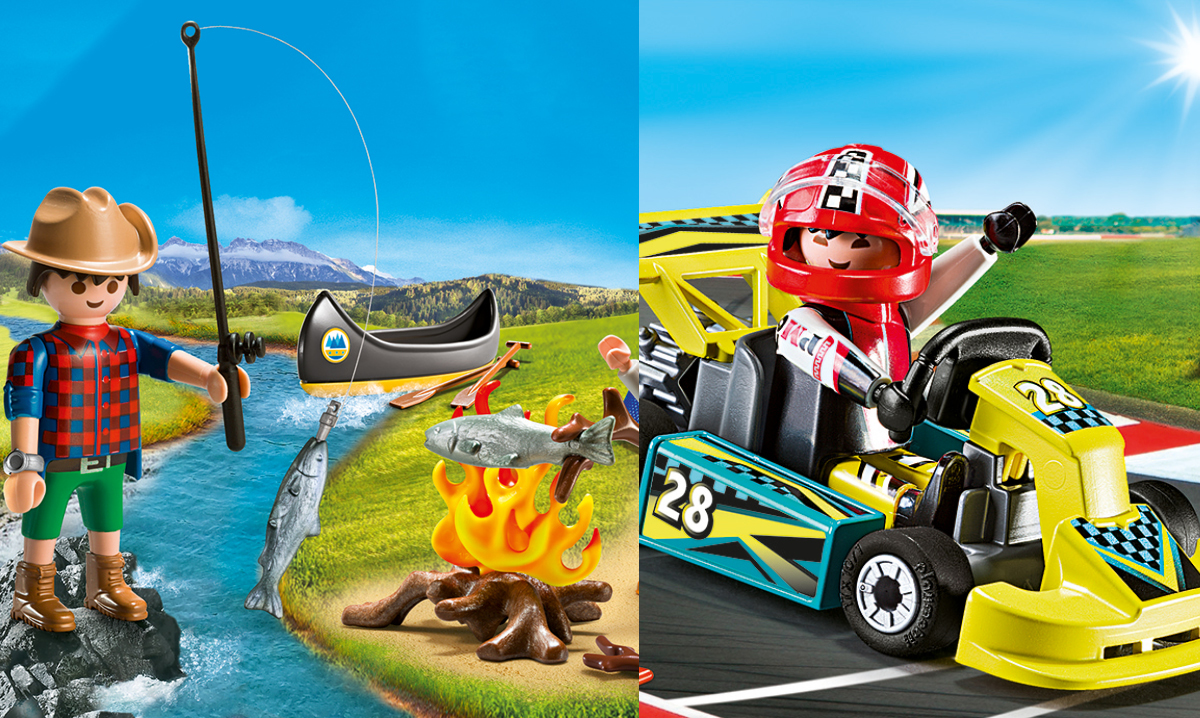 Win Travel Play Sets From Playmobil
