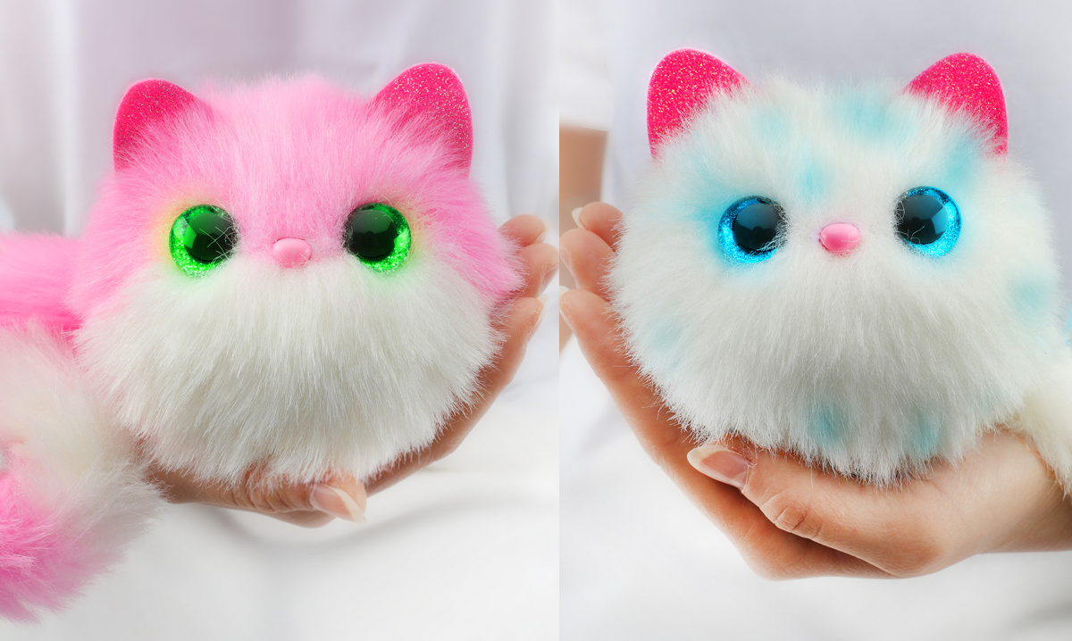 Win Two Pomsies Toys From Skyrocket