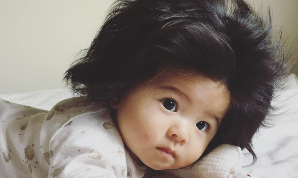 baby-chanco-of-japan-has-intense-hair-at-6-months-old