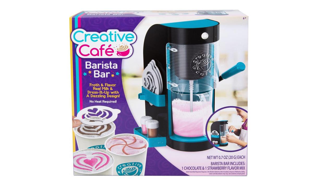Win a Creative Café Barista Bar from RoseArt