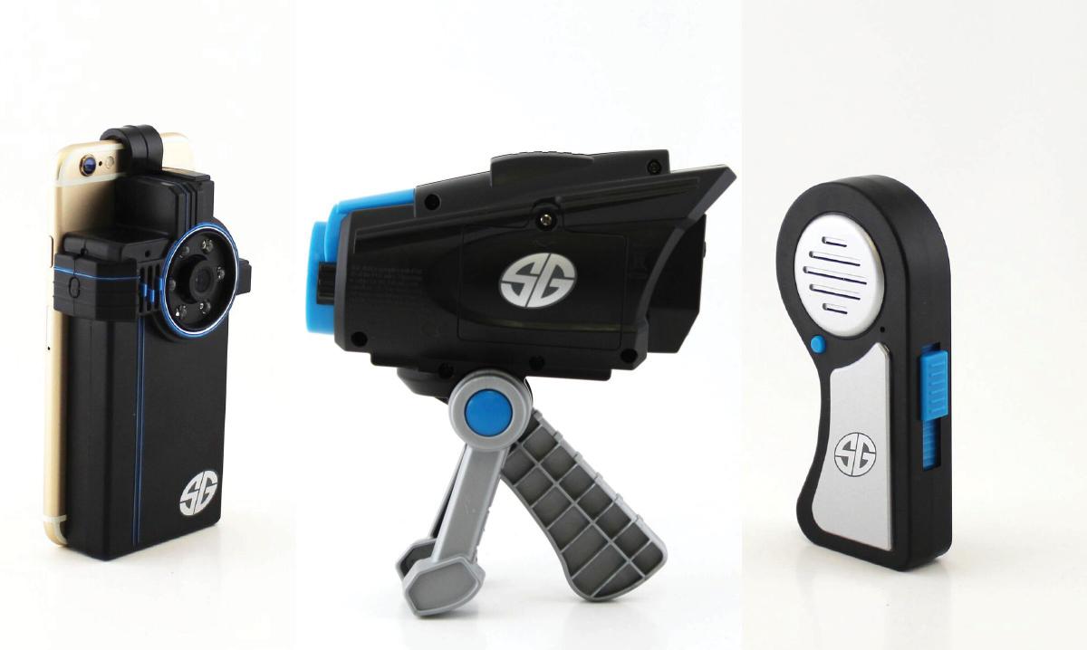 Win Spy Gear From Tastemakers, LLC