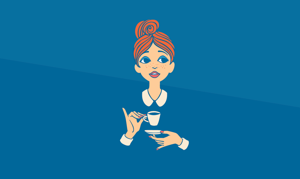 Hey, new mom: Enjoy that tea while you can!
