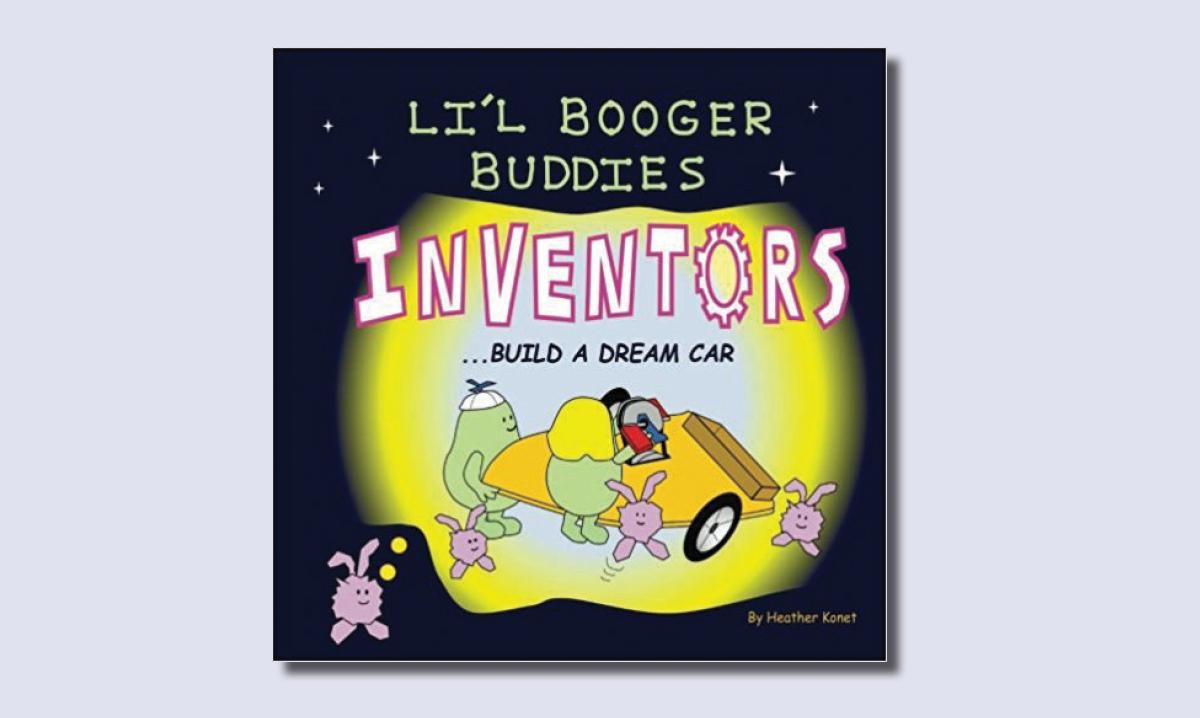 Li'l Booger Buddies books
