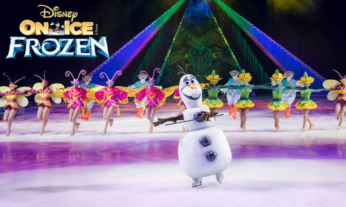 Win Passes to Disney on Ice 'Frozen' in Detroit