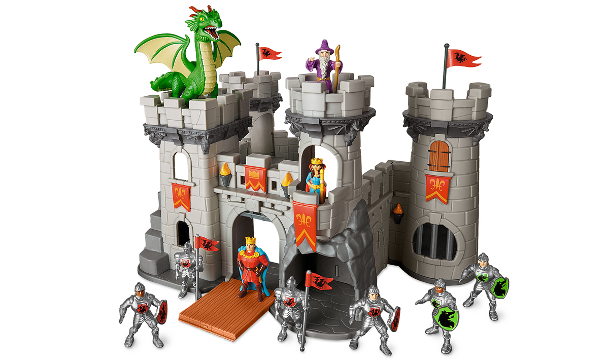 Win a Royal Kingdom Adventure Castle by Lakeshore Learning
