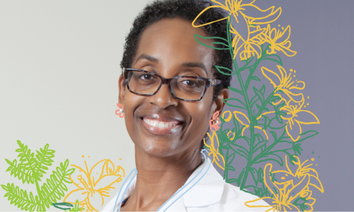 Dr. Tisa Johnson-Hooper, Pediatrician
