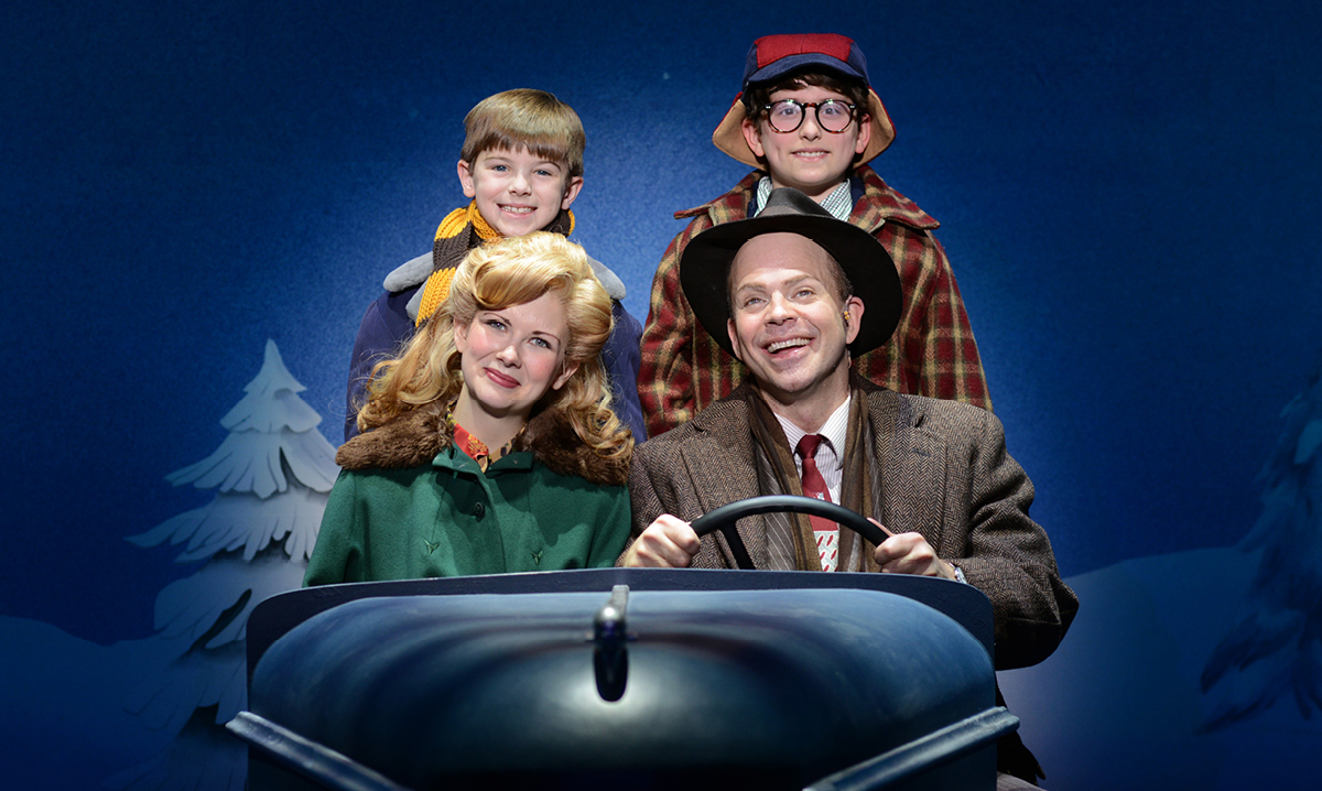 Win Tickets to 'A Christmas Story, The Musical' at the Fox Theatre