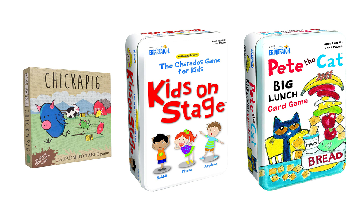 Win a Game Prize Pack for Your Family