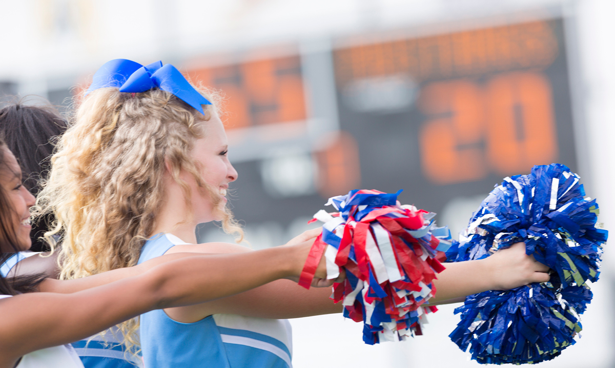 High school admin makes inappropriate remark about cheerleaders