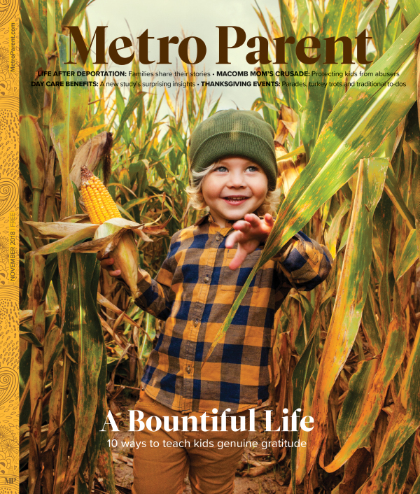 novemer 2018 issue metro parent