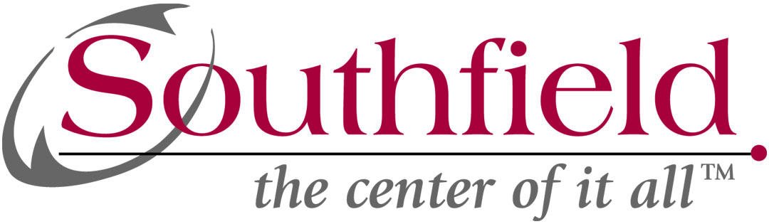 Southfield: the center of it all (logo)