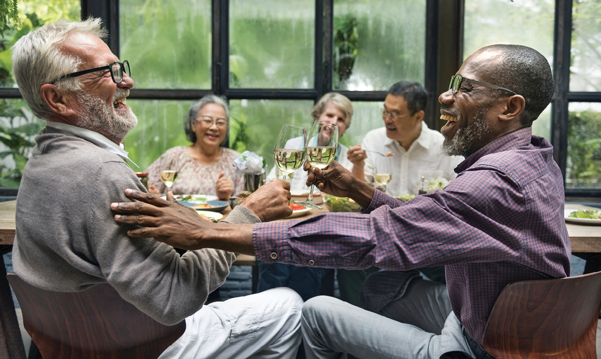 it's important for seniors to stay active