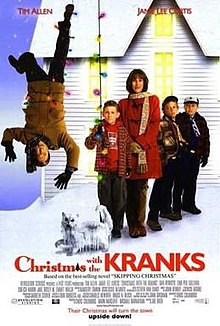 Movie poster from Christmas with the Kranks