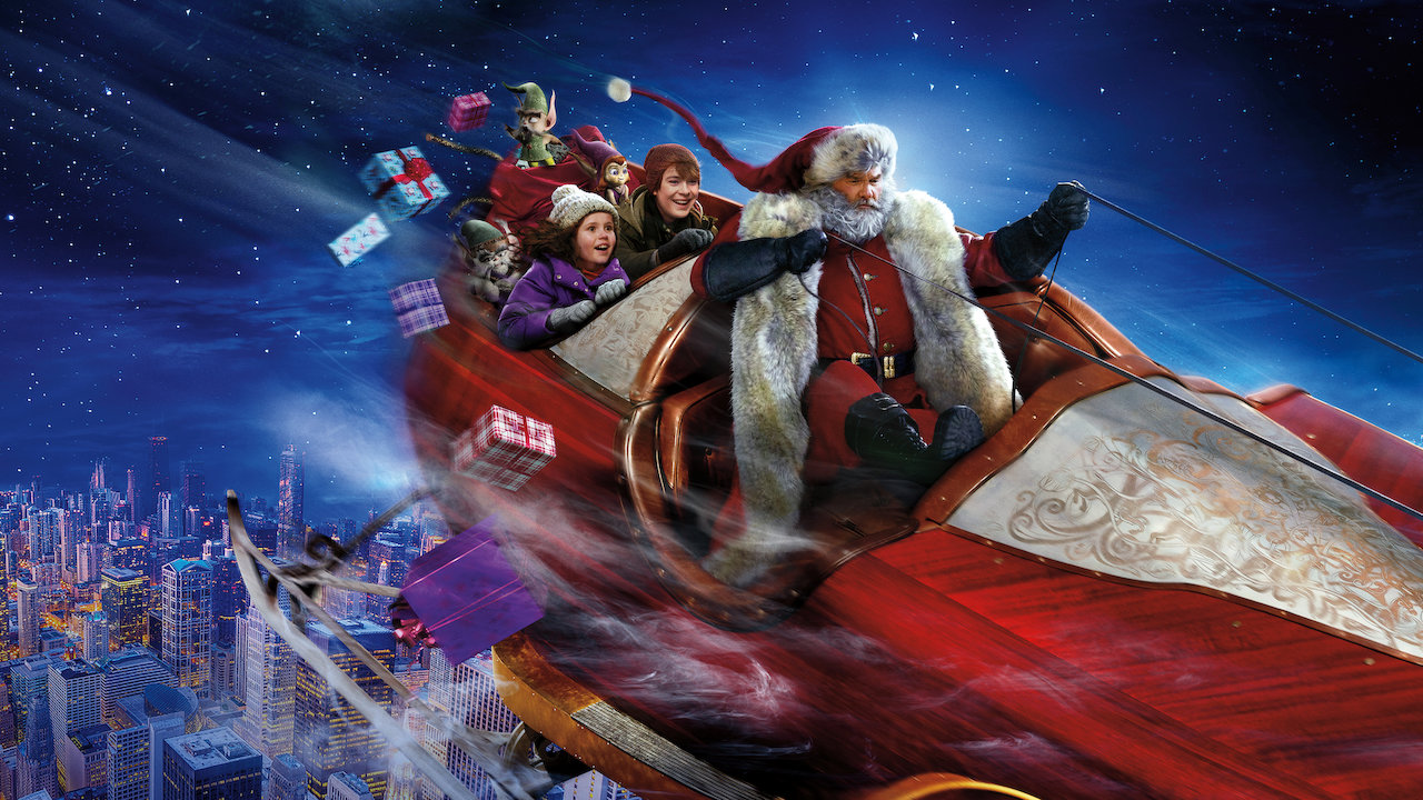A scene from the Christmas chronicles move