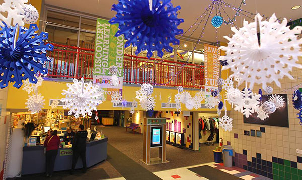 hands-on holidays at the ann arbor hands on museum
