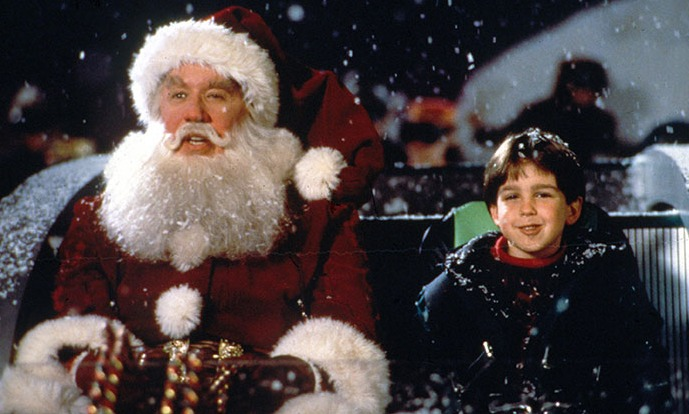 Scene from The Santa Claus