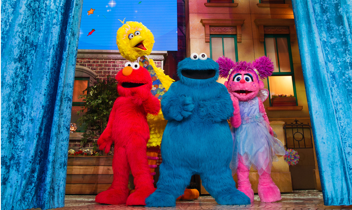 Win Passes to Sesame Street Live at the Fox Theatre
