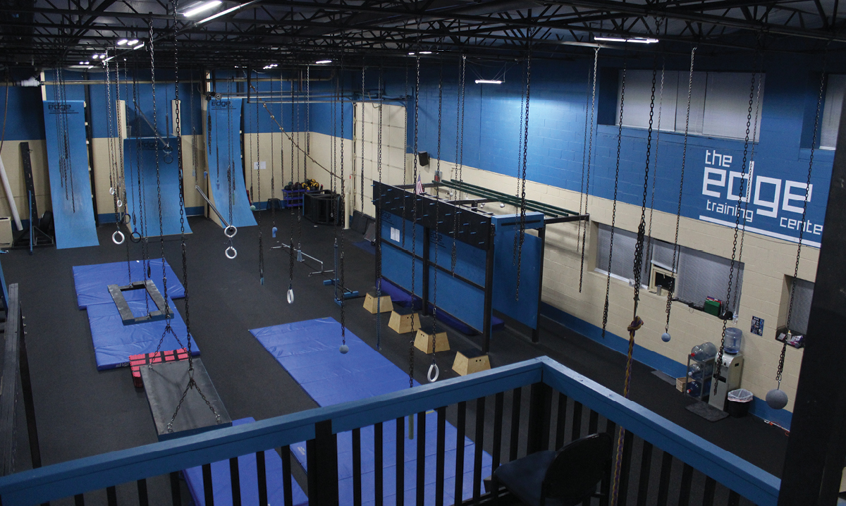 Ninja warrior classes for kids