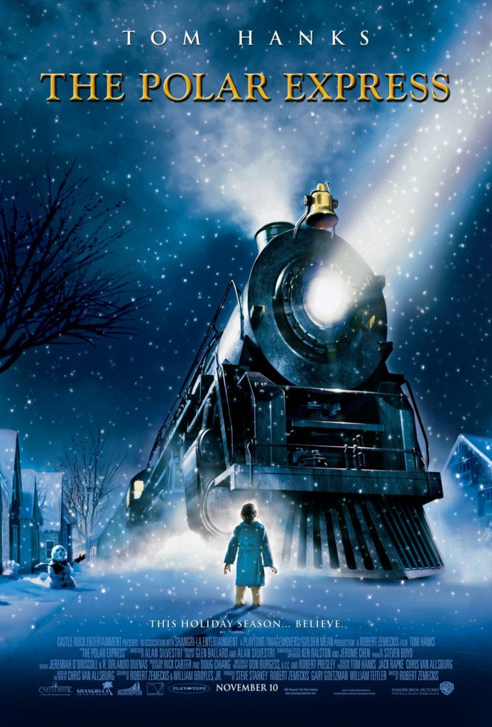 Cover of the Polar Express