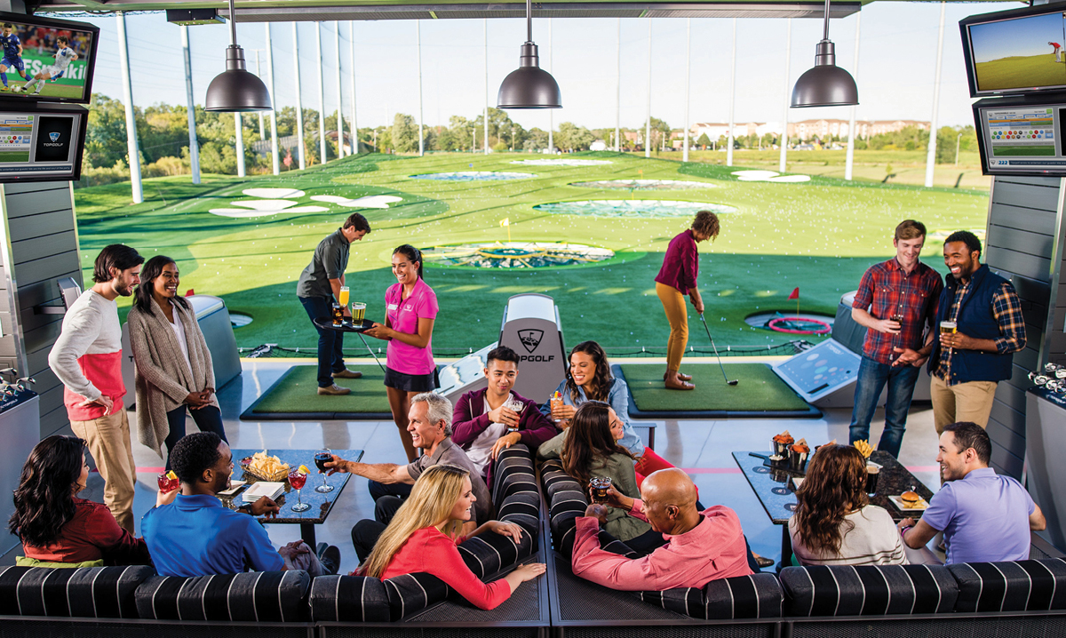 Topgolf Michigan