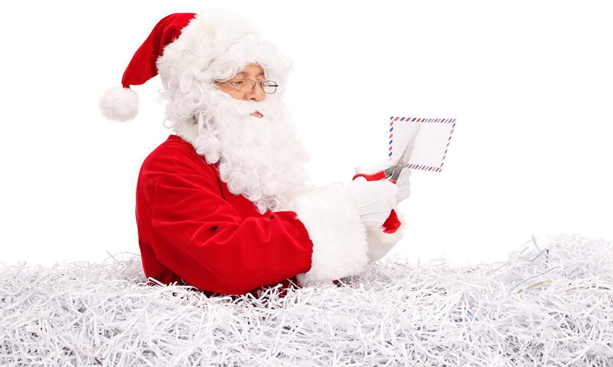 ups gets backlash for offering to shred kids letters to santa