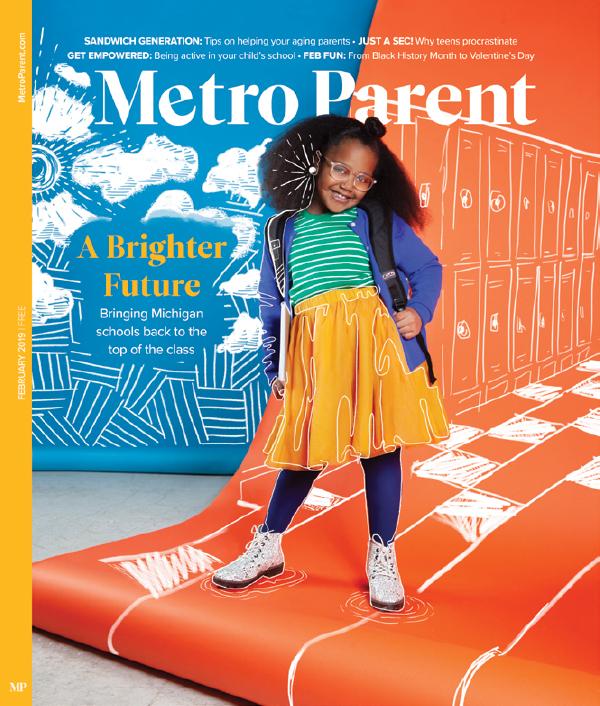 February 2019 Metro Parent