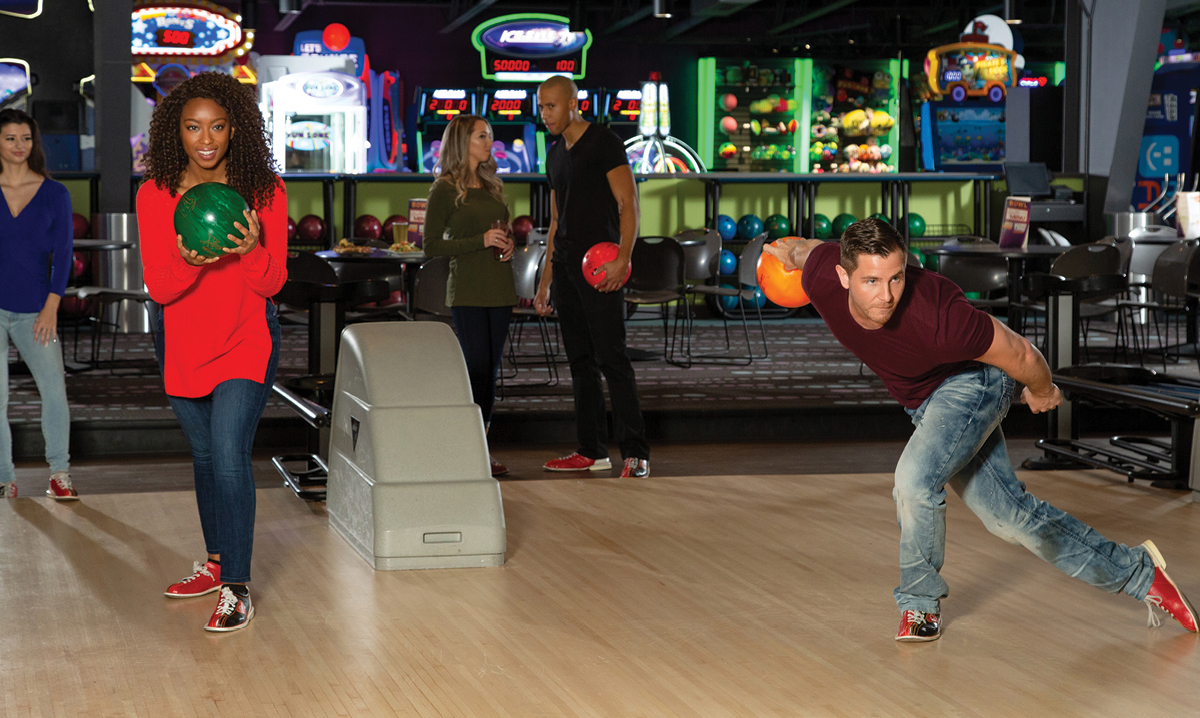 Perfect Game bowling and family gaming center