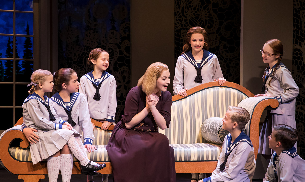 Win Tickets to 'The Sound of Music' at the Fox Theatre in Detroit