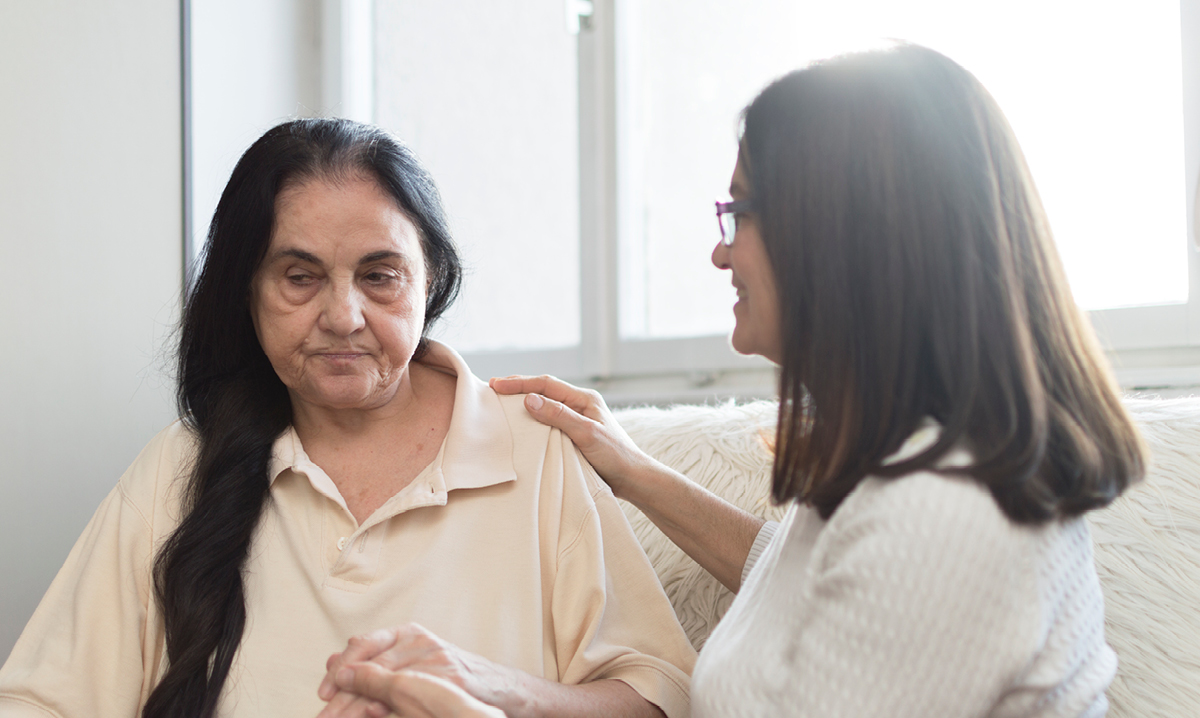 How to have difficult conversations with elderly parents