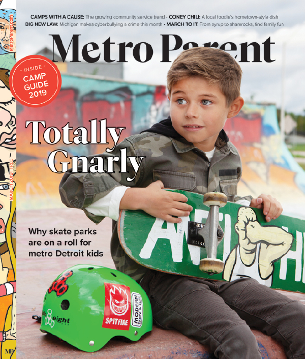 March 2019 Metro Parent