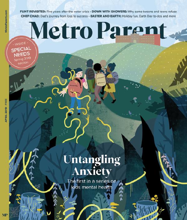 April 2019 Metro Parent