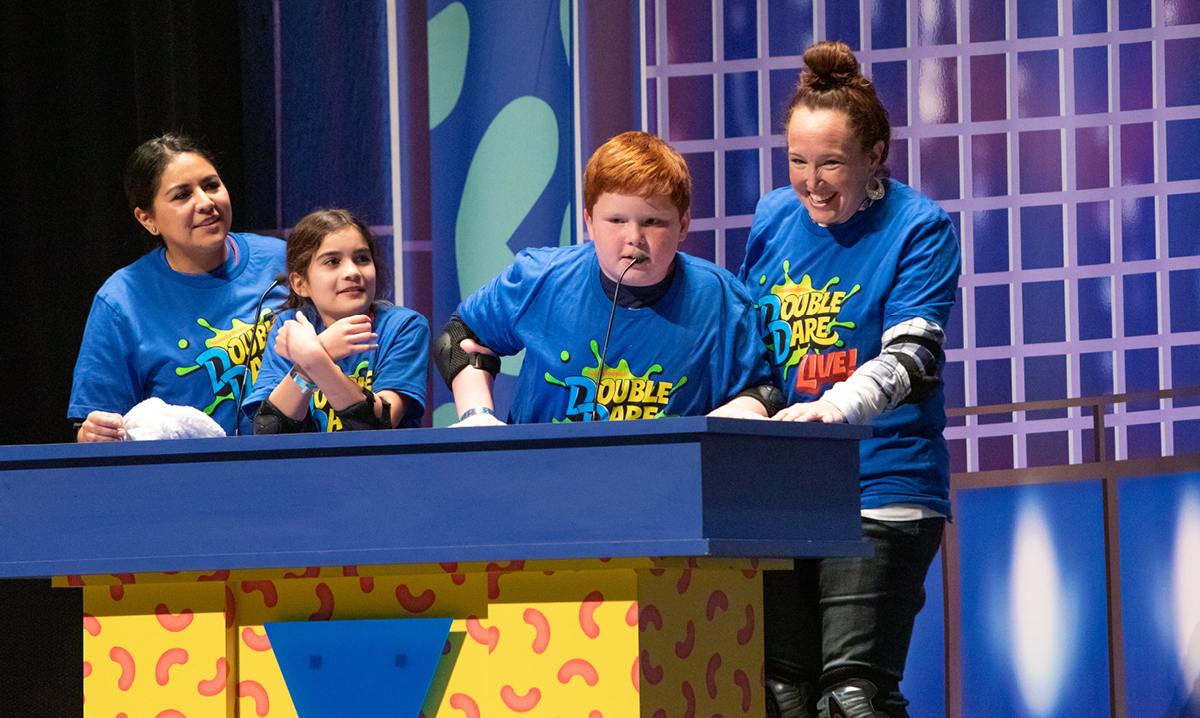 Win Tickets to Double Dare Live at the Fox Theatre in Detroit